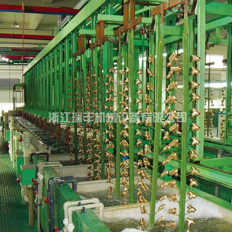 环形电镀自动生产线及智能凹版电镀生产线