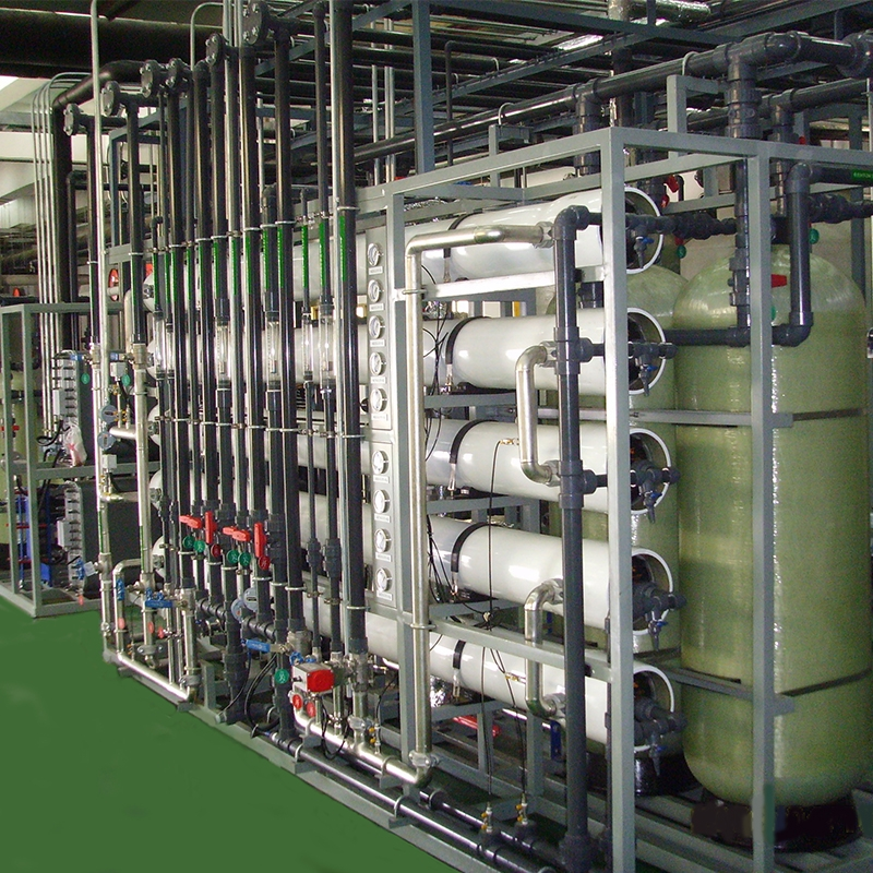 Line Side Reclaimed Water Reuse System