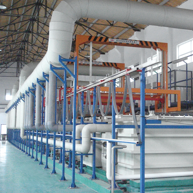 Medium Rail Automatic Production Line